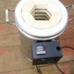 Самодельная печь для плавки алюминия в домашних условиях
