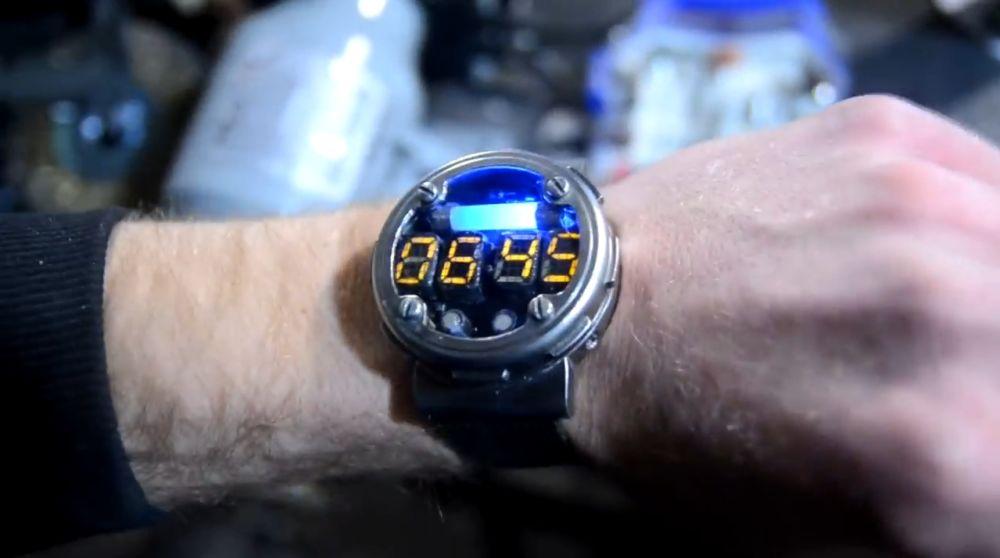 Часы из игры Metro 2033