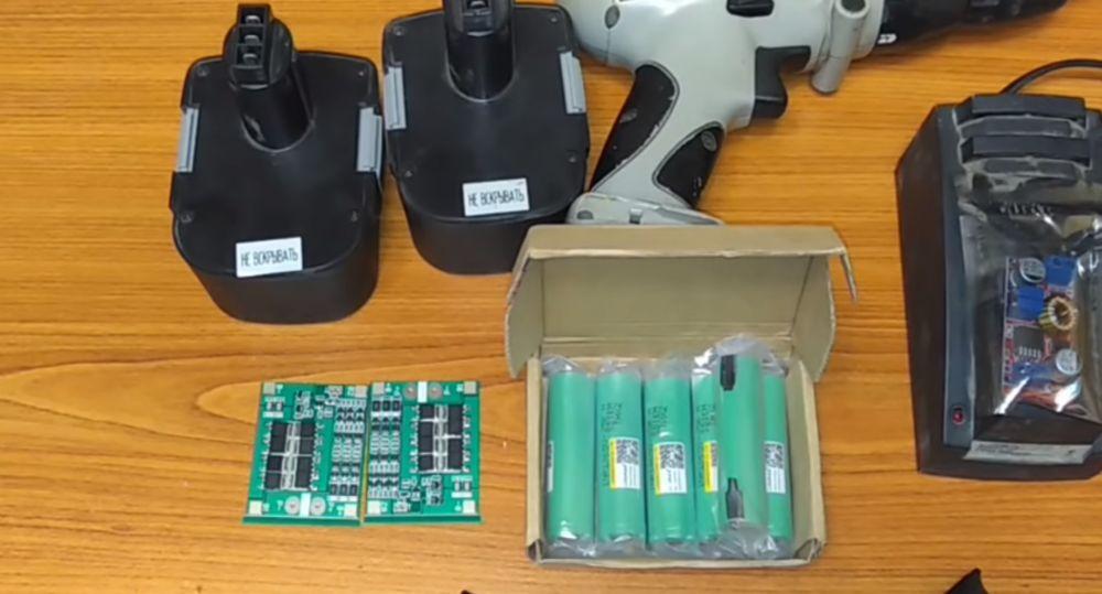 Литиевые аккумуляторы 1