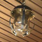 Оригинальная лампа своими руками из подручных материалов