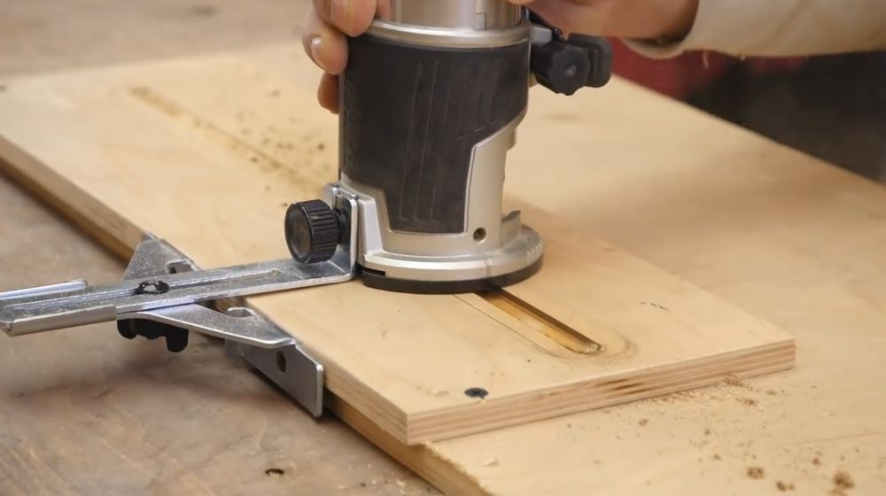 Процесс изготовления насадки для фрезера шаг 10