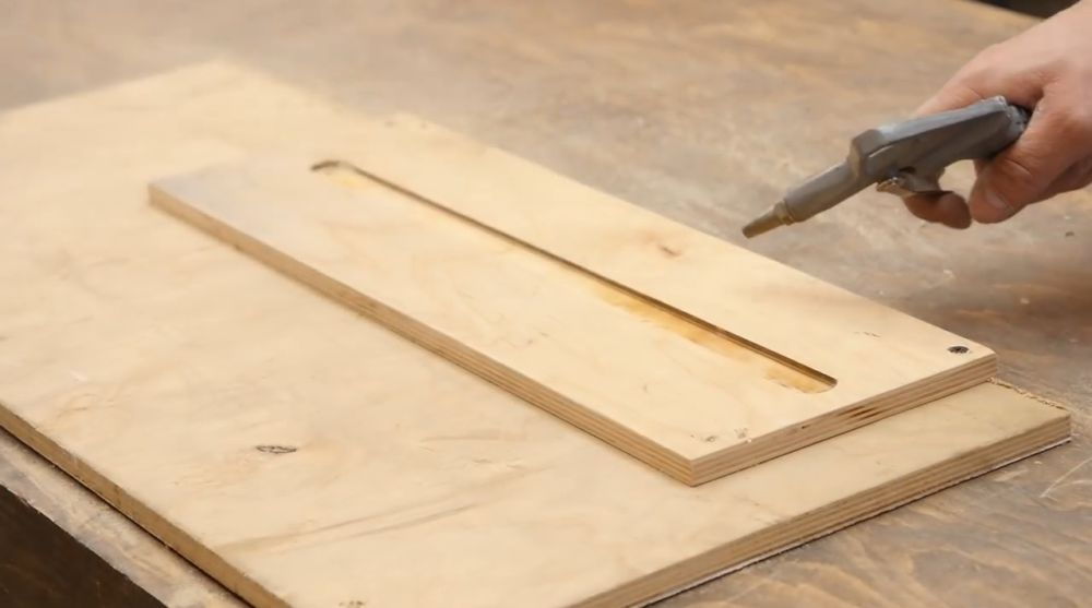 Процесс изготовления насадки для фрезера шаг 11