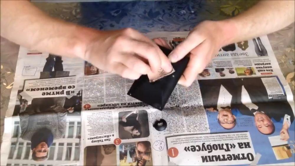 Процесс изготовления подводной камеры шаг 11