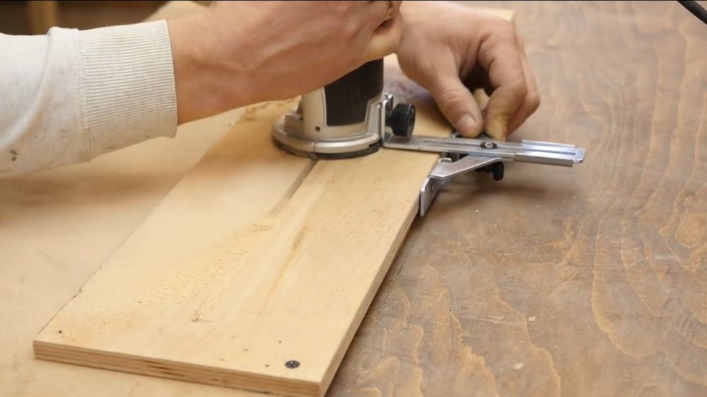 Процесс изготовления насадки для фрезера шаг 13