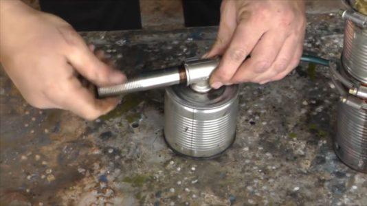 Процесс изготовления Коптильни холодного копчения шаг 12