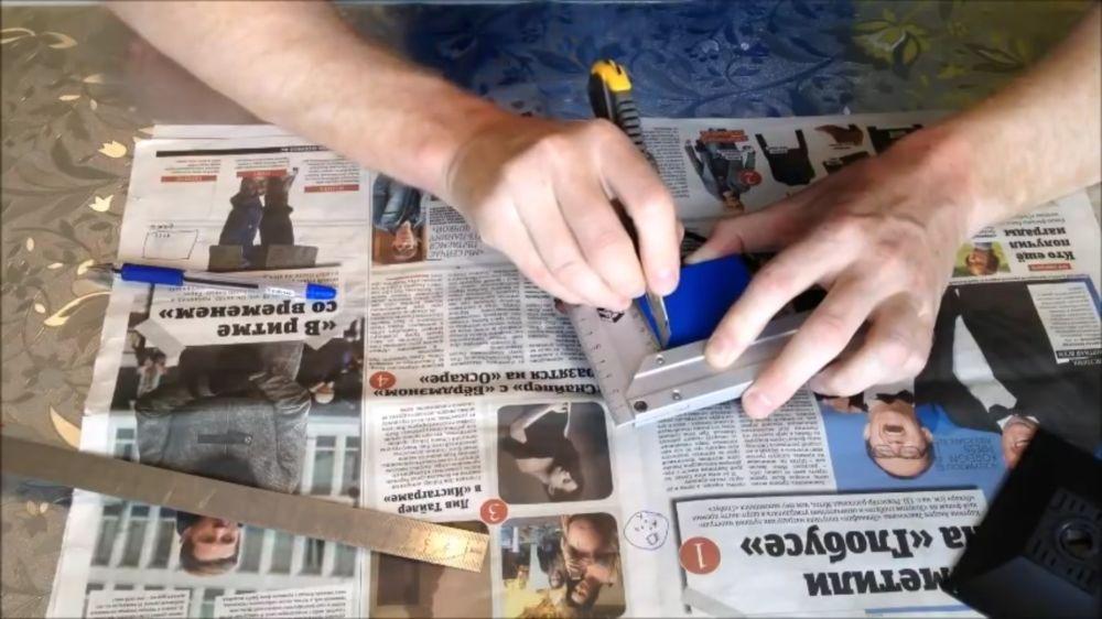 Процесс изготовления подводной камеры шаг 14