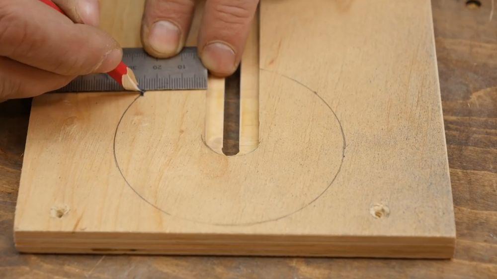 Процесс изготовления насадки для фрезера шаг 15