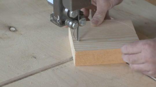 Процесс изготовления ппш из дерева шаг 15