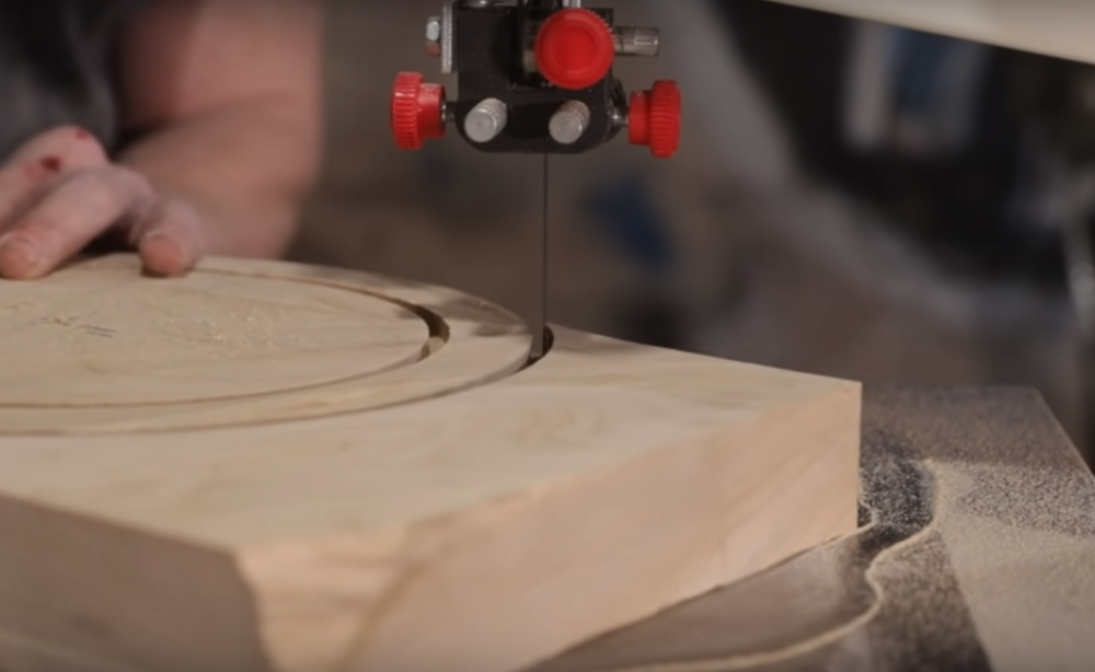 Процесс изготовления люстры лофт шаг 16