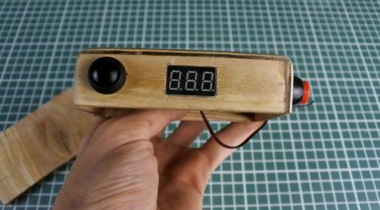 электронный контроллер заряда 2