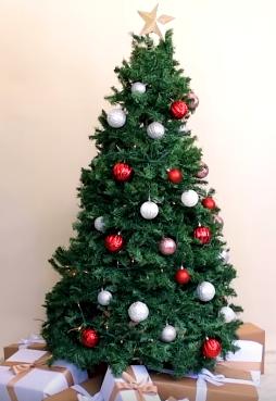 Процесс изготовления новогоднего декора шаг 17