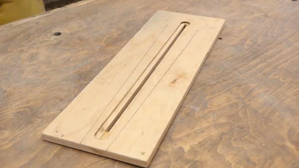 Процесс изготовления насадки для фрезера шаг 17
