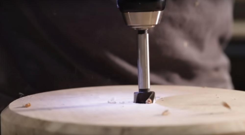 Процесс изготовления люстры лофт шаг 18