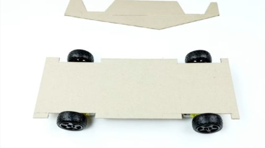 платформа и бока для макета