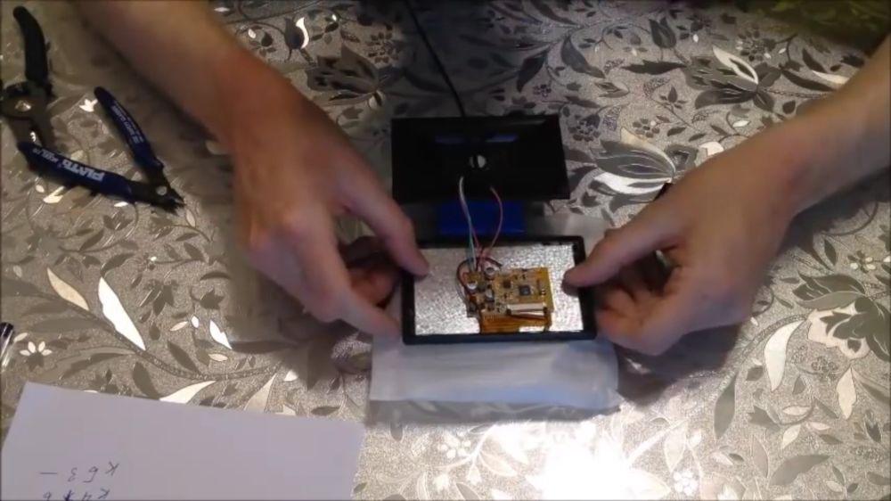 Процесс изготовления подводной камеры шаг 18