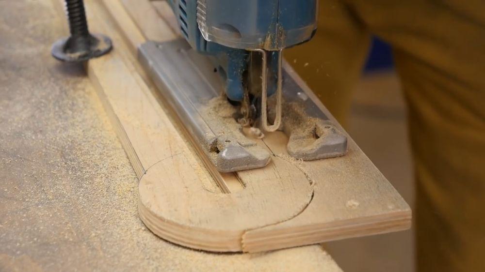 Процесс изготовления насадки для фрезера шаг 19
