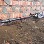 Импульсная винтовка мандалорца из дерева своими руками