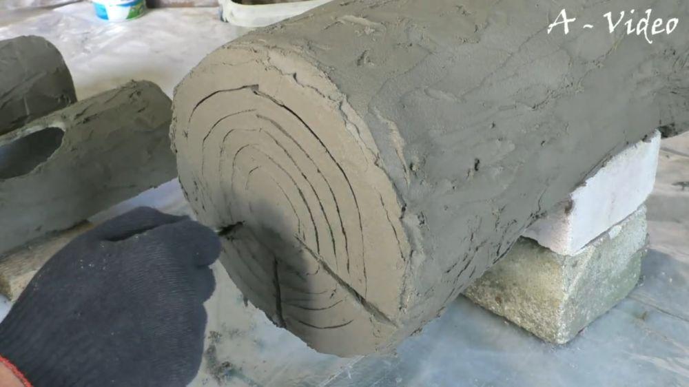 Процесс изготовления кашпо из трубы шаг 19