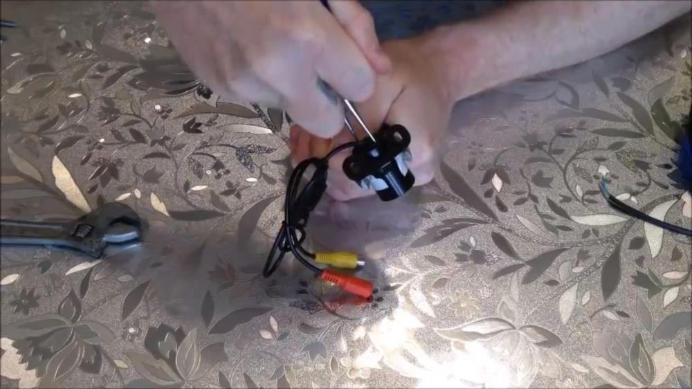 Процесс изготовления подводной камеры шаг 19