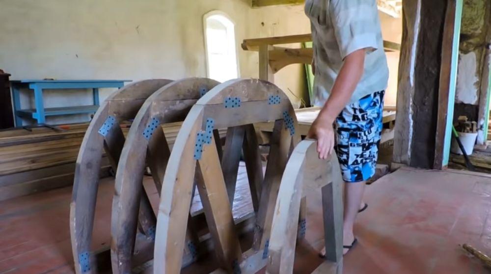 сборные арки