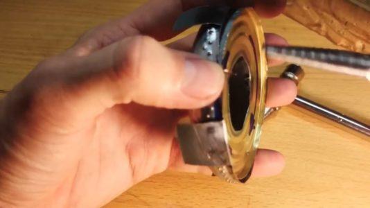 Процесс изготовления Аппарата для сладкой ваты шаг 19