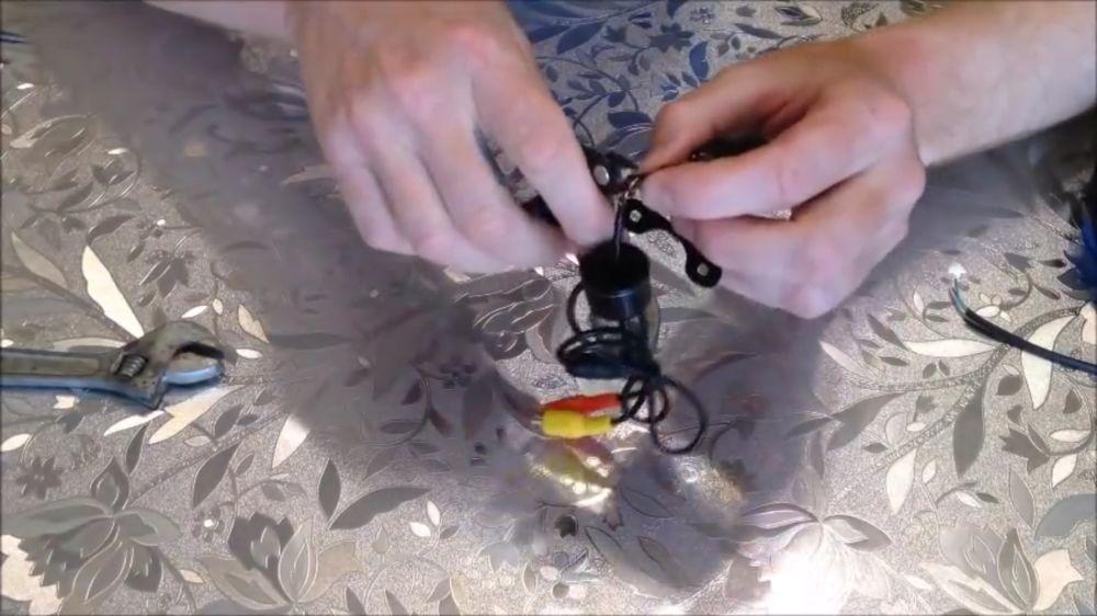 Процесс изготовления подводной камеры шаг 20