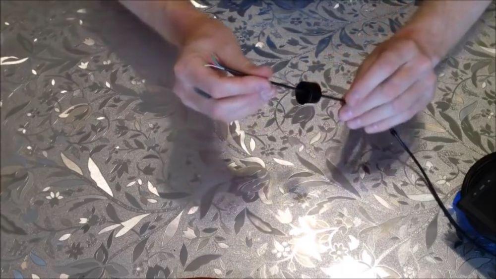 Процесс изготовления подводной камеры шаг 21