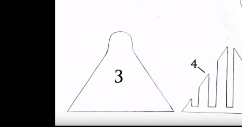 Процесс изготовления шлема дарта вейдера шаг 22