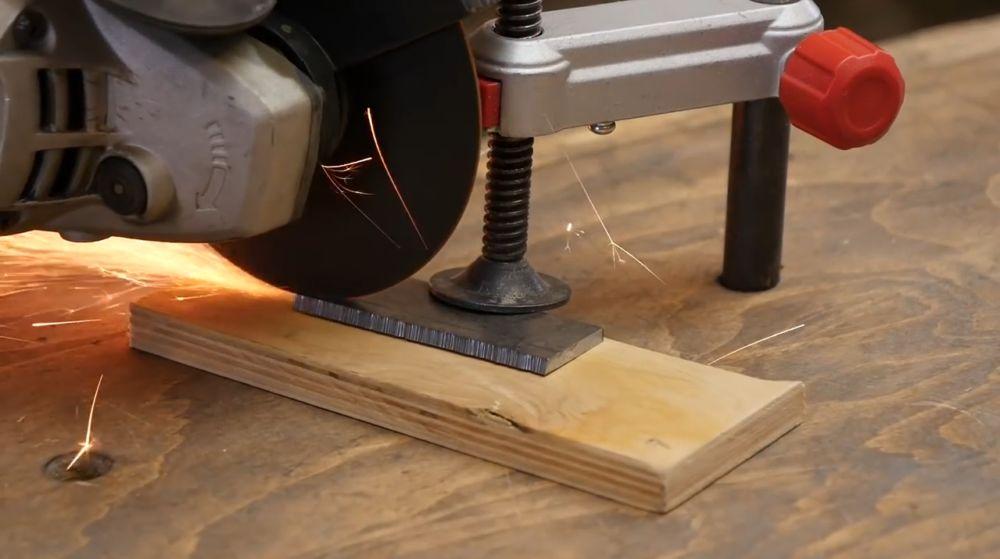 Процесс изготовления насадки для фрезера шаг 22