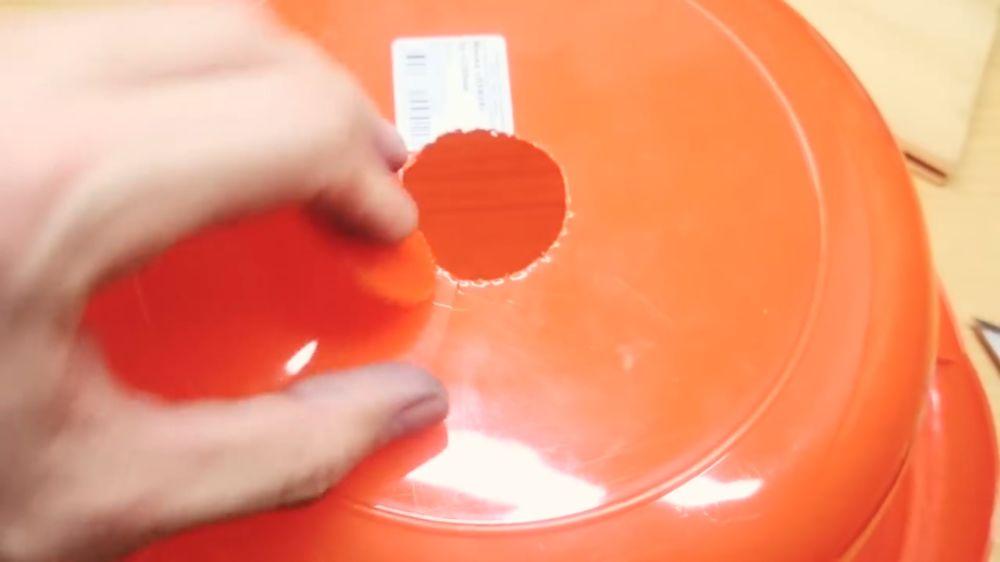 Процесс изготовления аппарата для сладкой ваты шаг 22