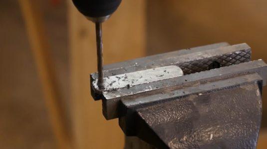 Процесс изготовления насадки для фрезера шаг 24