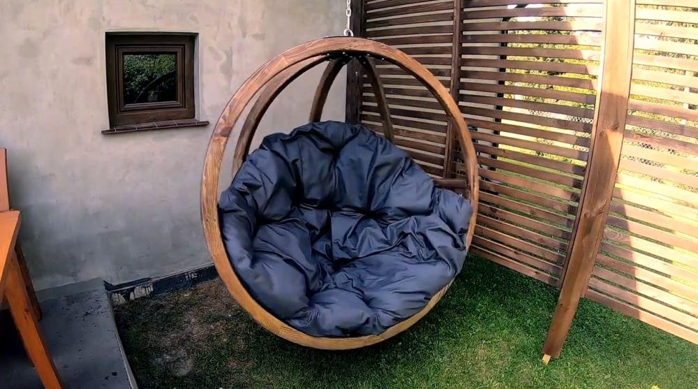 Кресло-качалка купольное