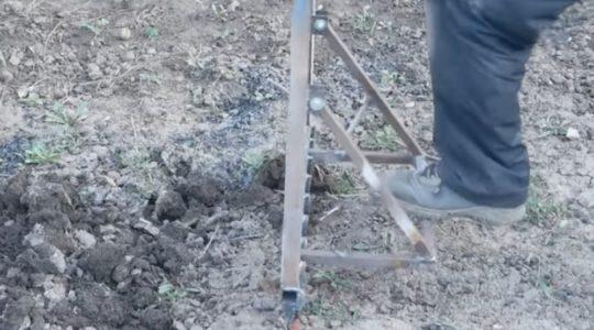 Супер-лопата в деле 1