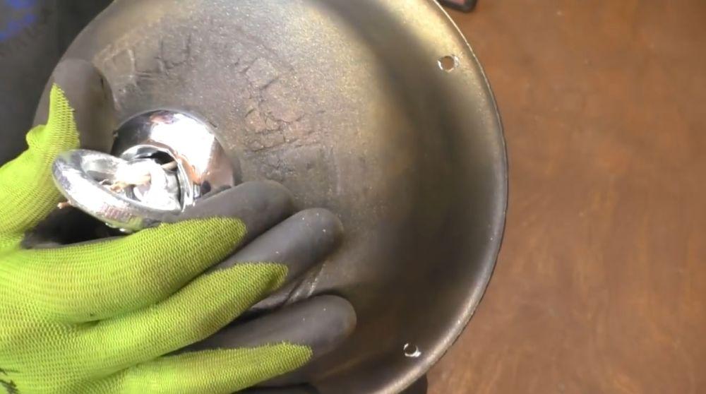 Процесс изготовления ретро лампы шаг 25
