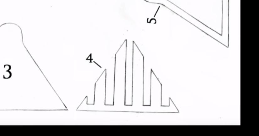 Процесс изготовления шлема дарта вейдера шаг 26