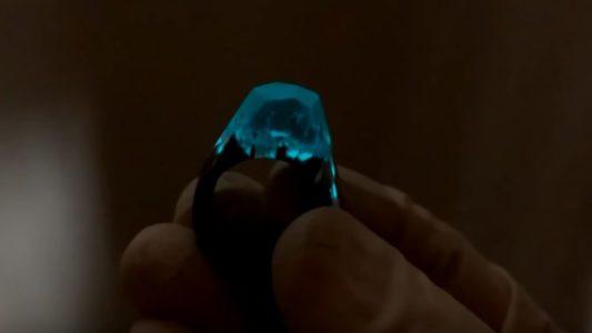 Процесс изготовления кольца из эпоксидной смолы шаг 28