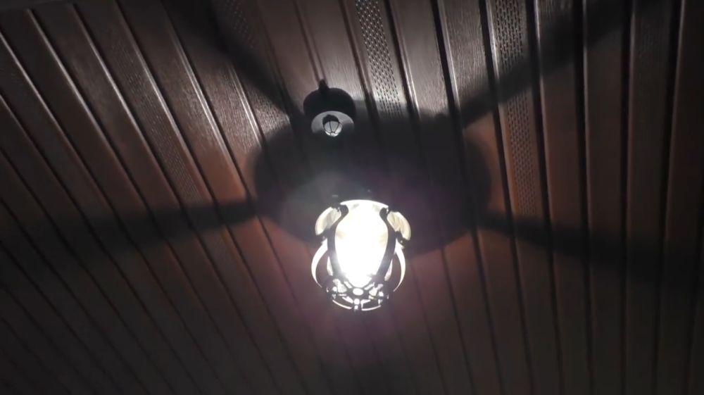 Процесс изготовления ретро лампы шаг 28