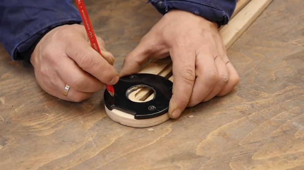 Процесс изготовления насадки для фрезера шаг 28