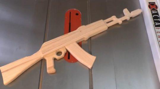 Отделка АК-47