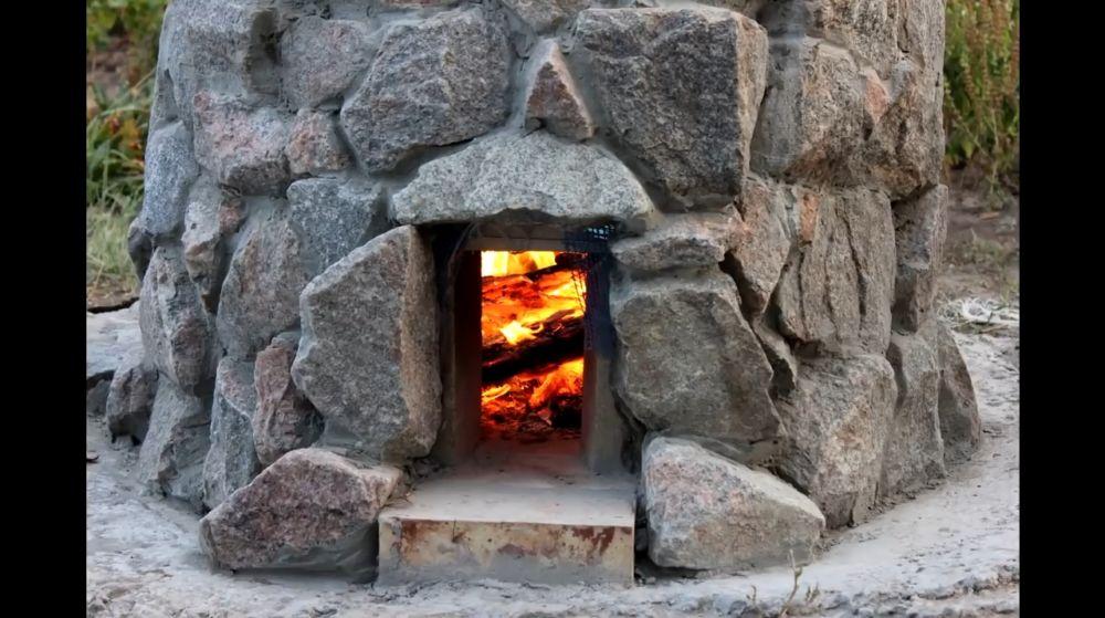 Огонь в тандыре