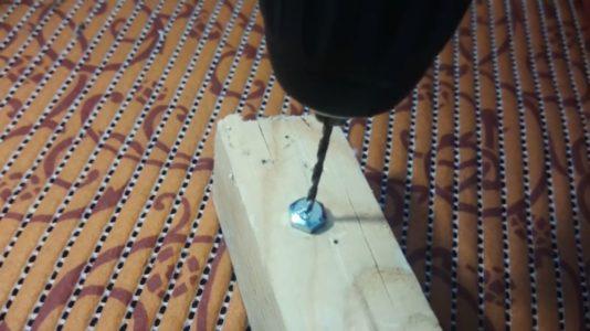Процесс изготовления Аппарата для сладкой ваты шаг 2