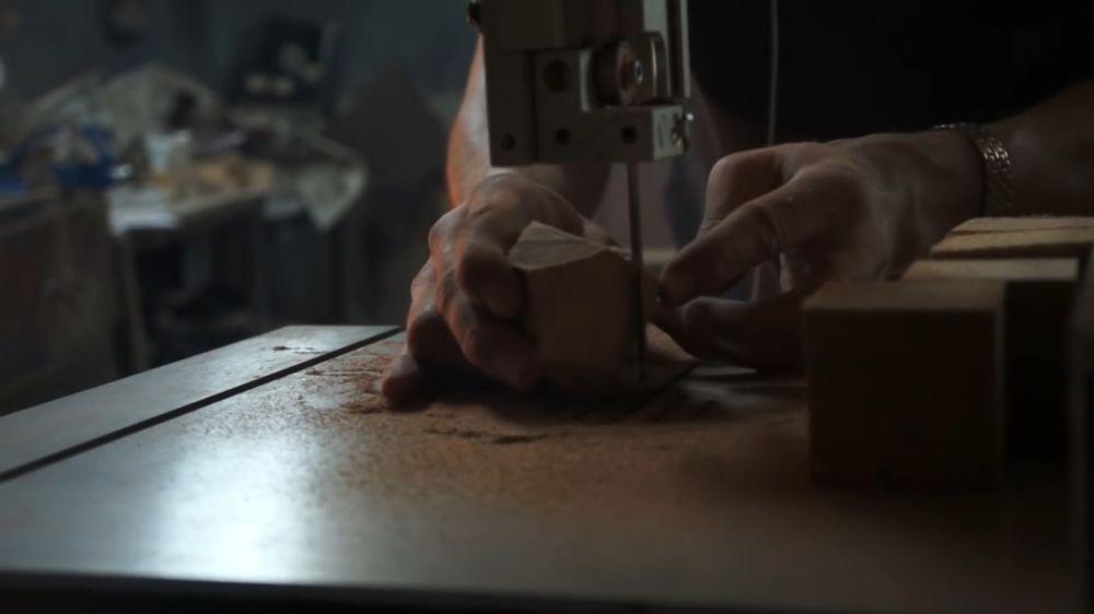Процесс изготовления туми иши шаг 2