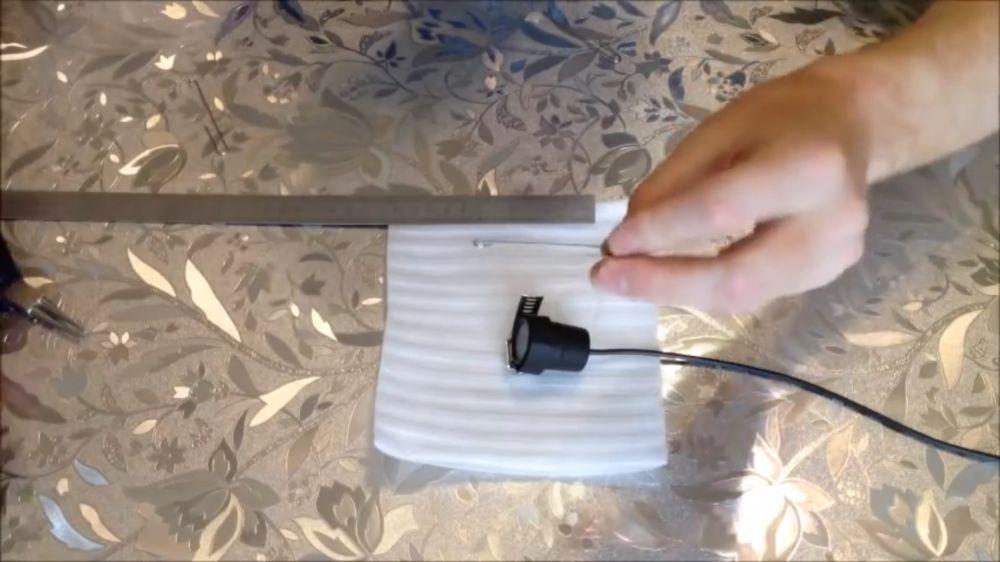 Процесс изготовления подводной камеры шаг 29