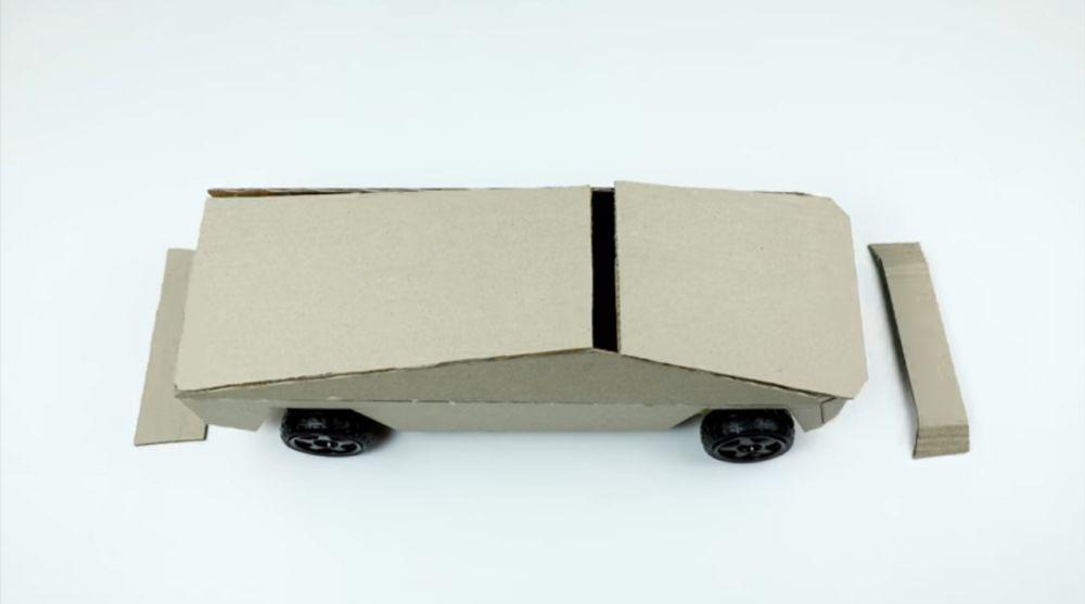 бампер и передняя решетка авто