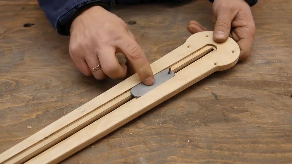 Процесс изготовления насадки для фрезера шаг 30