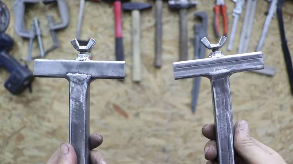Процесс изготовления мангала гриля шаг 31