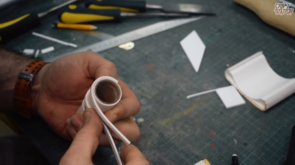 Процесс изготовления винтовки мондалорца шаг 33