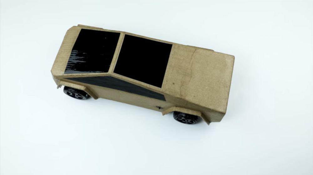 готовый макет авто