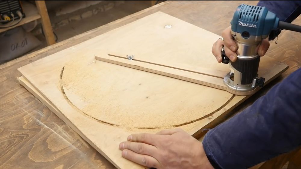 Процесс изготовления насадки для фрезера шаг 34