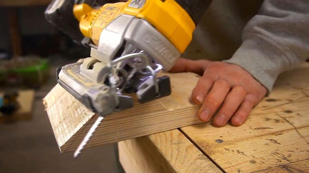 Процесс изготовления ручной бетономешалки шаг 36